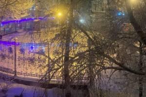 В Брянске замерзают жители многоэтажки на проспекте Ленина