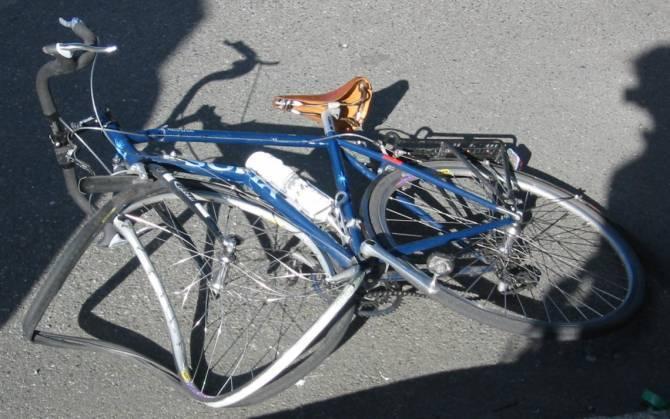 Под Брянском водитель Volvo покалечил пенсионера-велосипедиста