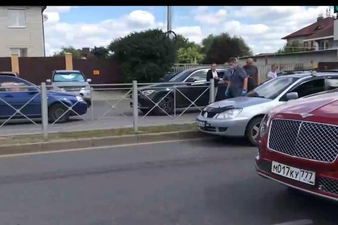 В Брянске на улице Пересвета произошло ДТП с пострадавшими