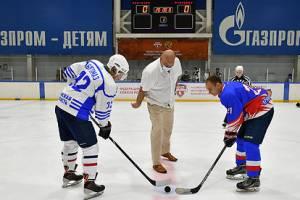 Юные брянские хоккеисты не дали победить Богомазу