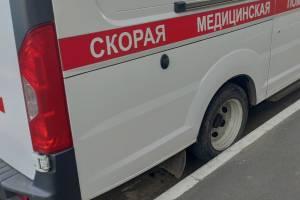 В тройном ДТП на проспекте Московском в Брянске пострадала 56-летняя женщина