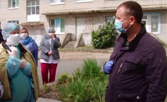 Бардуков встретился с взбунтовавшимися медиками Новозыбковской ЦРБ