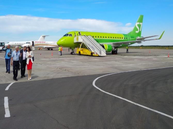 С начала года аэропорт «Брянск» принял более 50 тысяч пассажиров