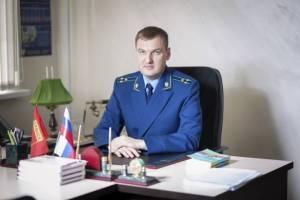 Зампрокурора области выслушал жалобы 39 брянцев