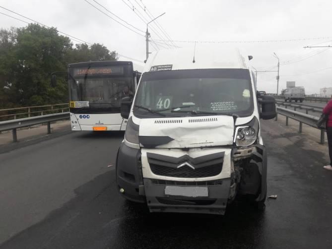 Количество пострадавших в ДТП с брянской маршруткой изменилось