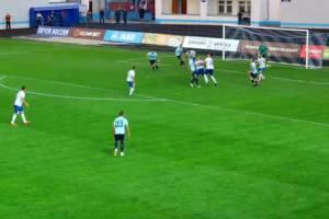 Брянское «Динамо» обыграло «Нижний Новгород» 1:0 в матче ФНЛ