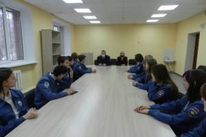 В Брянской области 254 школьника решили стать юными стражами порядка