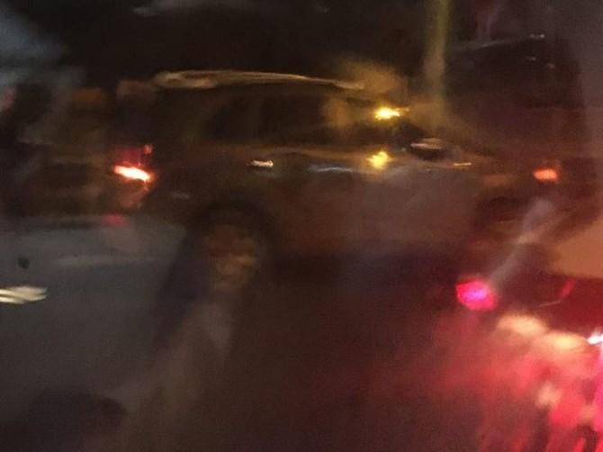 В Брянске около автовокзала столкнулись иномарка и автобус №25