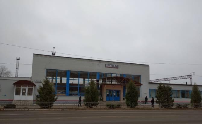Вокзал «Брянск-Льговский» обошью вентилируемым фасадом