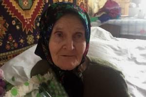 Путин поздравил брянскую долгожительницу с 90-летием