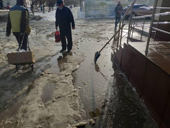 Претендент на звание «Лучший город России» бесславно утонул