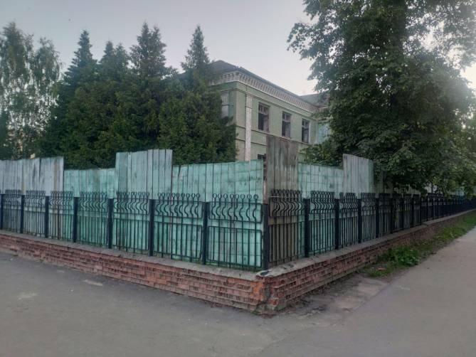 В Брянске снесут старое здание детской горбольницы №1