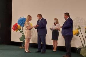 В Новозыбкове каждый девятый выпускник – медалист