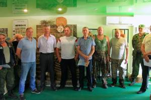 Охранники заповедника «Брянский лес» получили награды