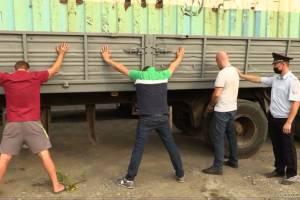 Под Брянском москвичи воровали топливо из магистрального трубопровода