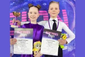 Брянская пара завоевала 3 золотые медали на турнире в Москве
