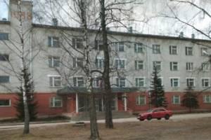 В Жуковской больнице возведут шатер