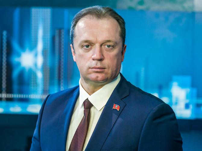 Комитет по промышленности брянской облдумы возглавит Сергей Антошин