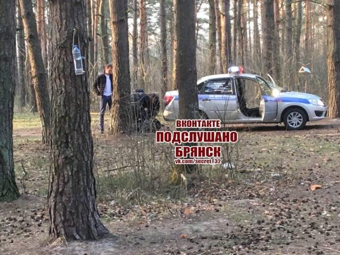 В Брянске пьяный водитель устроил гонки с полицейскими