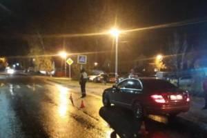 В Брянске 74-летняя пенсионерка на Mercedes разбила голову женщине