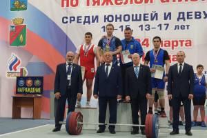 Брянские тяжелоатлеты завоевали 2 медали на Первенстве России