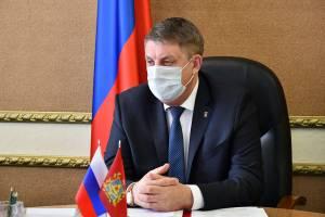 Брянский губернатор Богомаз сообщил о четвертой волне COVID-19