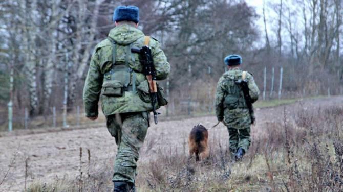 Брянские пограничники за месяц пополнили бюджет на 2,5 млн рублей