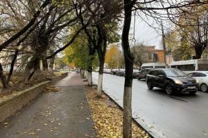 Брянск встал в огромной пробке на улице Красноармейской
