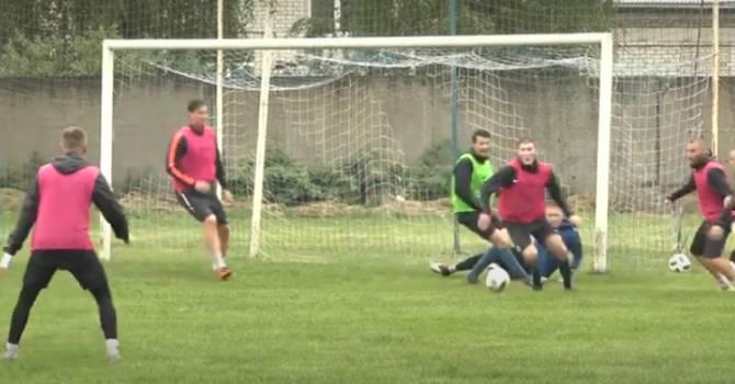 Брянское «Динамо» пробует разные тактические схемы перед началом сезона
