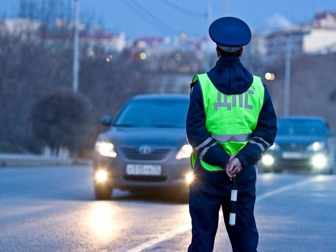 В Брянске за сутки оштрафовали 37 любителей излишней тонировки