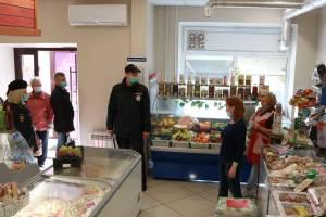 В Брянске за сутки наказали 5 человек за нарушение масочного режима