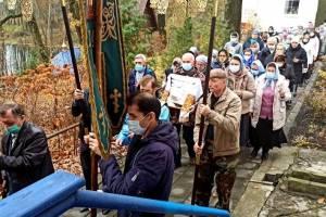 В Навле прошел праздничный крестный ход