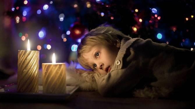 Маленьким брянцам показали «Чудо рождественской ночи»