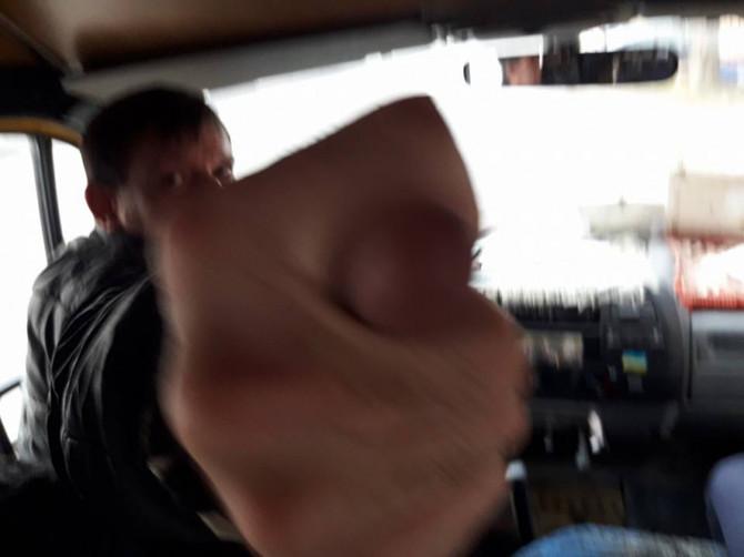 В Брянске водителя маршрутки №44 обвинили в хамстве пассажирам