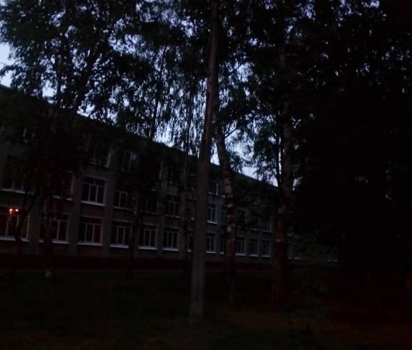 В Брянске осветят территорию школы №55