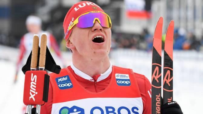 Брянский лыжник Большунов упустил «золото» марафона на ЧМ