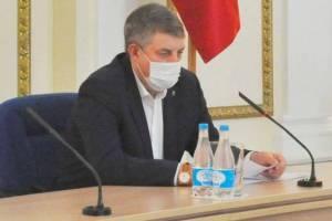 Брянский губернатор объяснил продление режима самоизоляции
