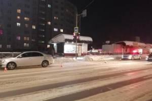 В Брянске на улице Бурова 9-летний школьник попал под колеса автомобиля