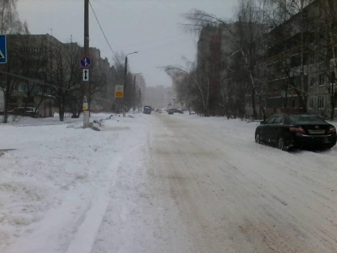 В Брянске остались замерзать более сорока многоэтажных домов