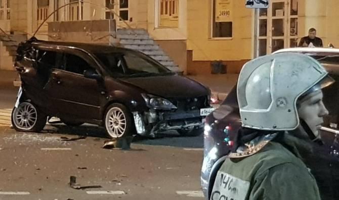 Водитель Toyota впал в кому после ДТП с сыном брянского вице-губернатора