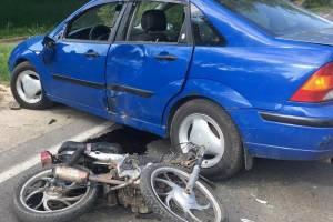 С начала года на Брянщине поймали 263 пьяных мотоциклиста