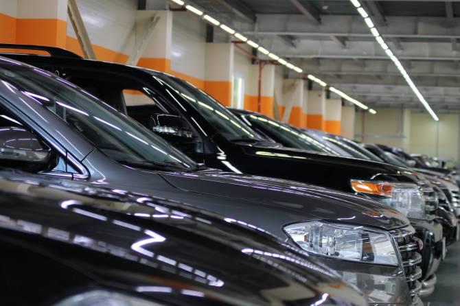 В Брянске открылся крупный салон автомобилей с пробегом