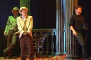 В брянском драмтеатре возобновились полноценные репетиции