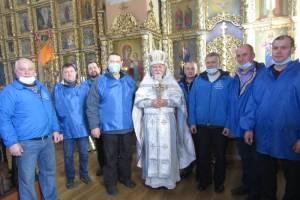 В ряды волонтеров Мглинского благочиния вступили новые добровольцы