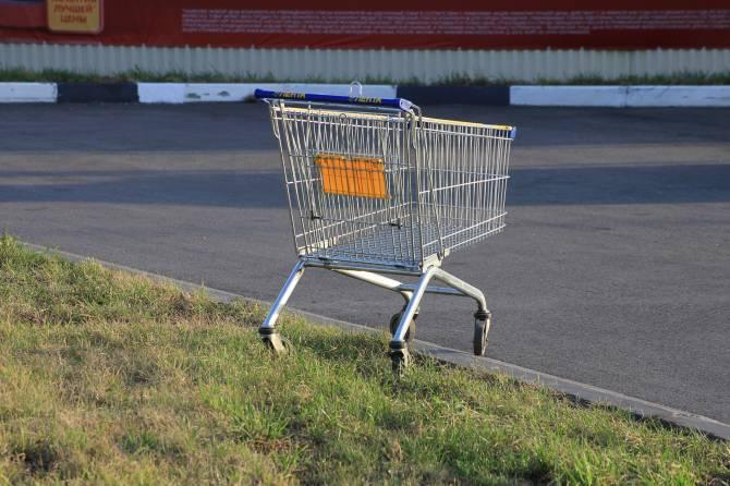 Брянцы стали меньше тратить денег в магазинах
