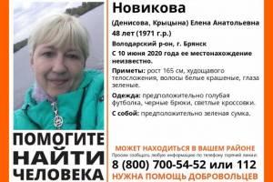 В Брянске нашли погибшей пропавшую Елену Новикову