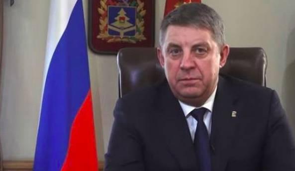 Брянский губернатор Александр Богомаз едва не расплакался