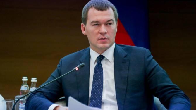 Путин назначил депутата от ЛДПР главой Хабаровского края