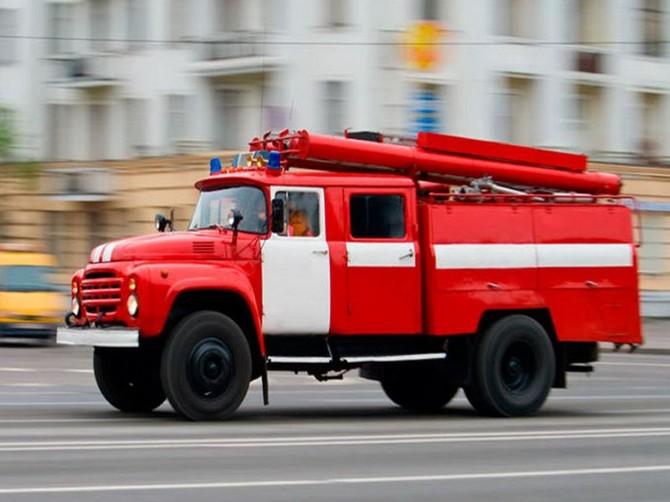 В Фокинском районе Брянска в квартире сгорела кухня