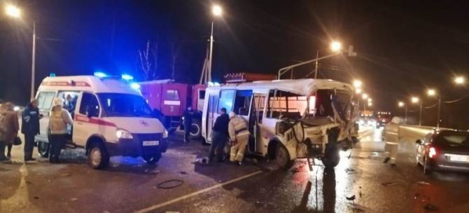 Брянца осудят за ДТП с 12 пострадавшими под Калугой